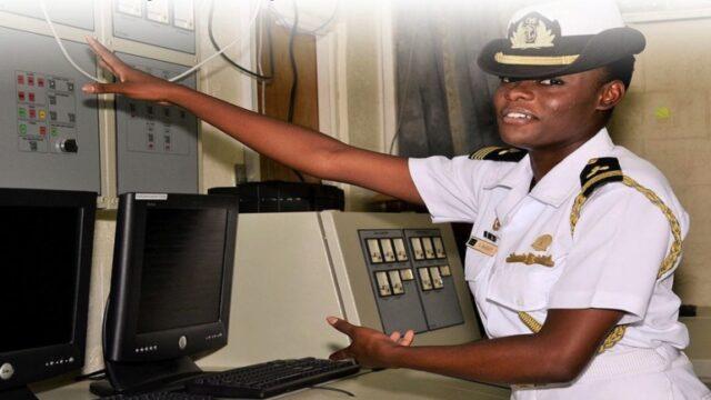 Seychelle Bailey to create history at sea - CMU marine